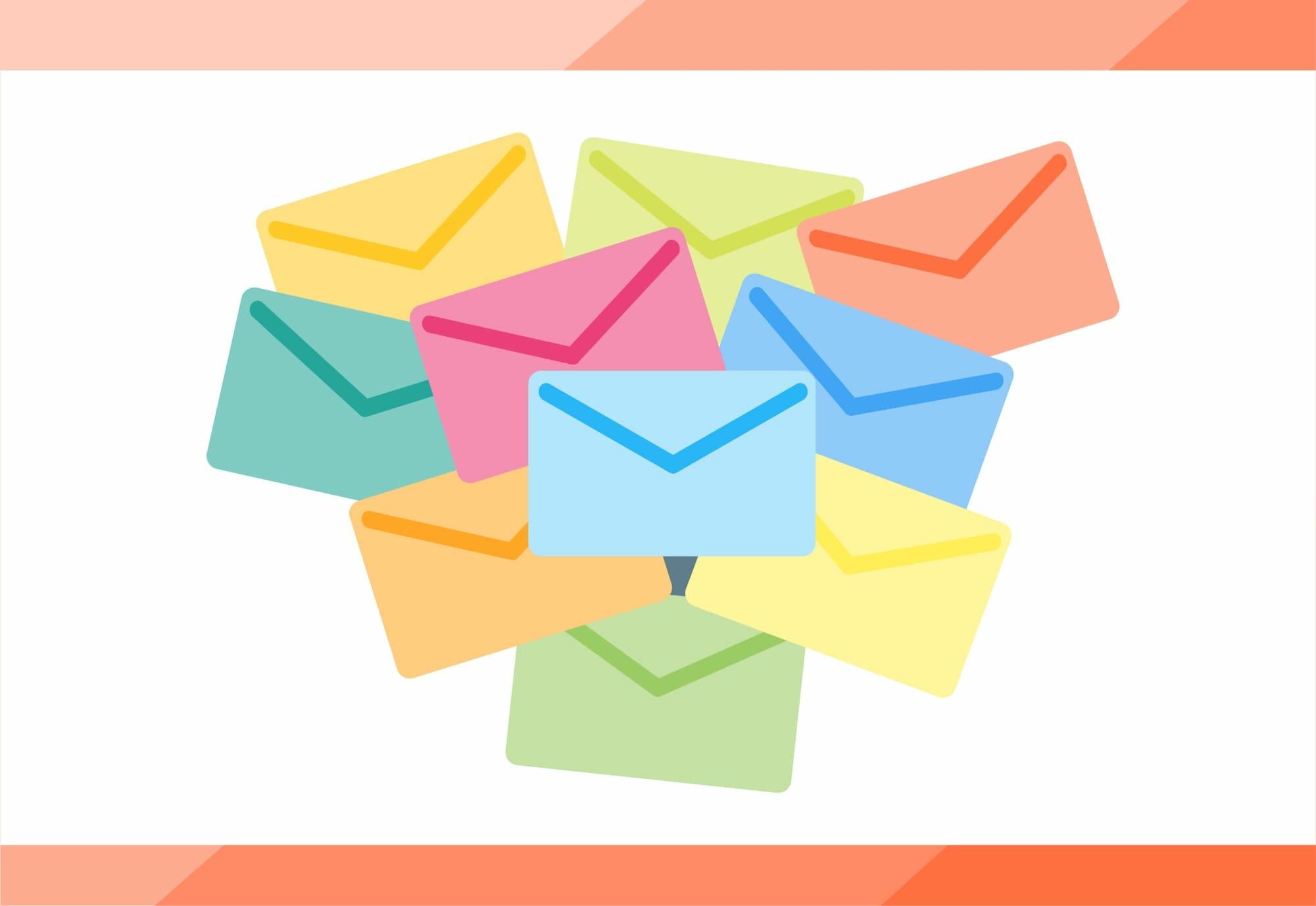 Gmailならいつでもどこでも送受信可能